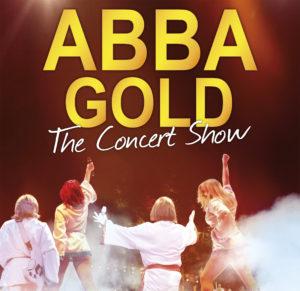 pressebild der cover band abba gold