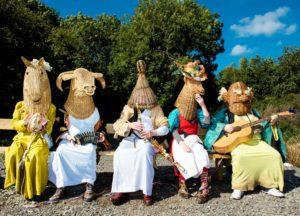 bild der armagh rhymers des irish folk festivals 2020